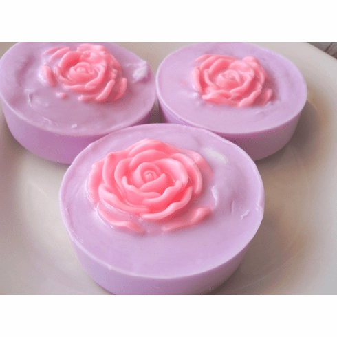 Lavender Rose Shaving Soap