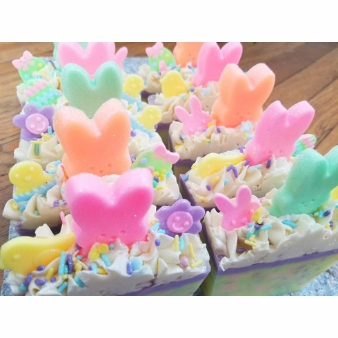 Marshmallow Bunny Dreams Artisan Soap