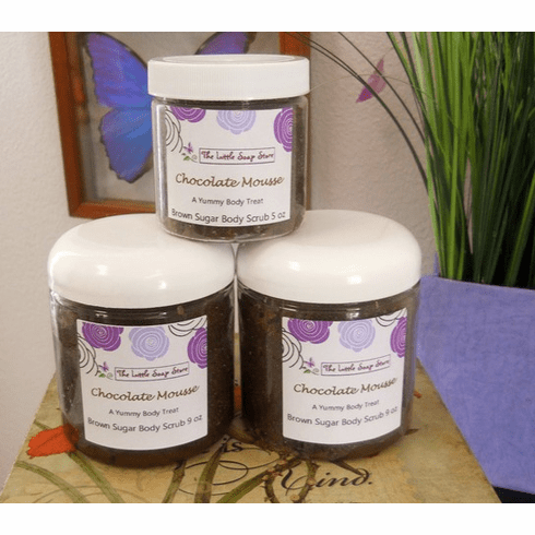 On Sale! Chocolate Mousse Body Polish