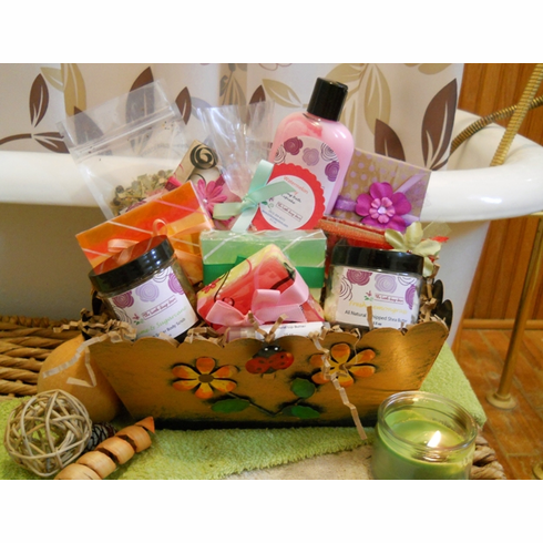The Ultimate Spa Gift Basket