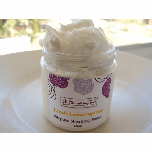 Whipped Shea Butter- 4 oz jar