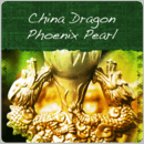 China Dragon Phoenix Pearl Green Tea
