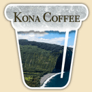 Kona Coffee Pods 12-pk