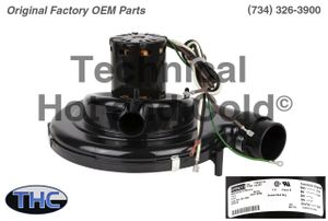 ICP 1011350 Draft Inducer Motor Assembly