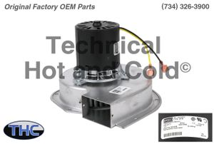 ICP 1054268 Draft Inducer Motor Assembly w/ Gasket
