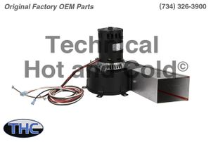ICP 1070770 Draft Inducer Motor Assembly Kit