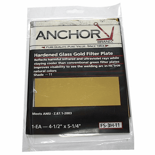 4X5 GOLDFILTER PLATE No. FS-3H