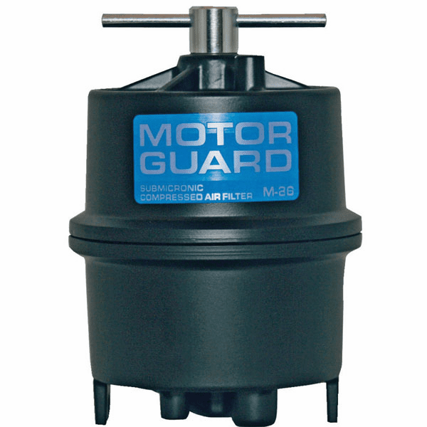 """Compressed Air Filter 1/4""""NPT No. M-26"""