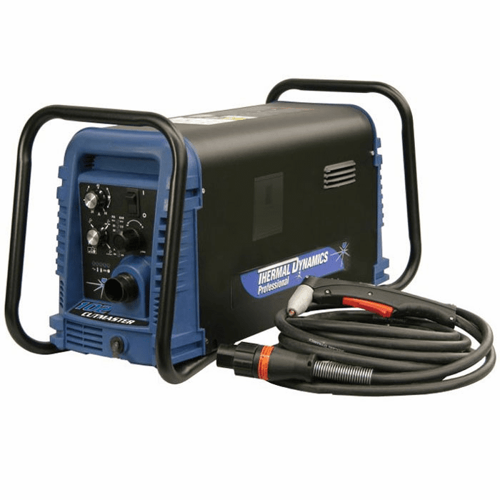 Cutmaster 102 Plasma System, 100 Amp, SL100 Torch, 75 Deg Head, 20 ft Leads, 208-230V, 1/3 ph, 50/60