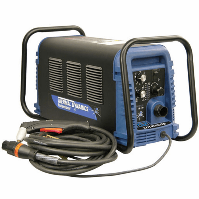 Cutmaster 152 Plasma System, 120 Amp, SL100 Torch, 75 Deg Head, 20 ft Leads, 208-230V, 1/3 ph, 50/60