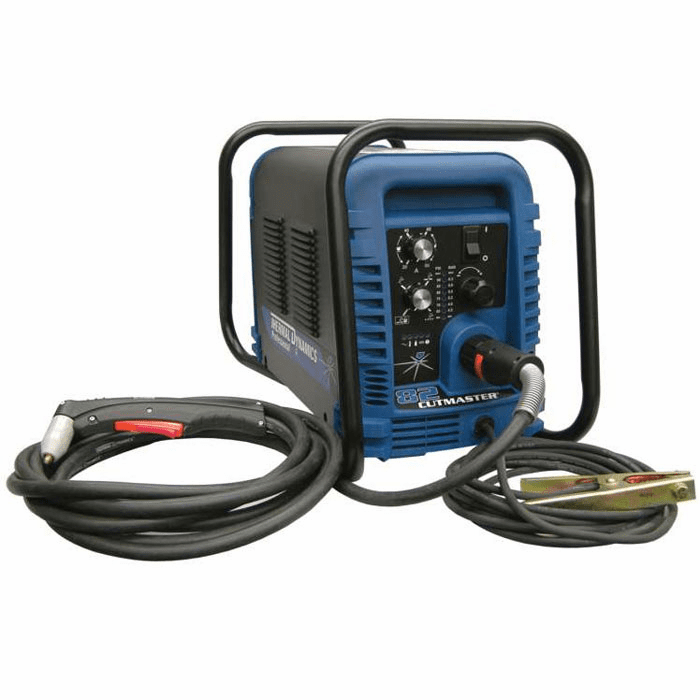 Cutmaster 82 Plasma System, 80 Amp, SL60 Torch, 75 Deg Head, 20 ft Leads, 208-230V, 1Ph, 50/60Hz