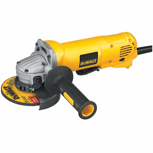"Dewalt 4-1/2"" (115mm) Small Angle Grinder No D28402"