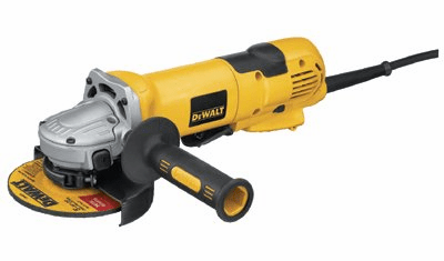 "Dewalt 4-1/2"" - 5"" High Performance Grinder No D28114"