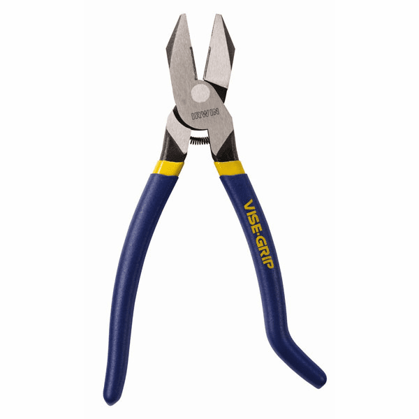 "Irwin 9"" IRON WORKER'S PLIER No. 2078909"