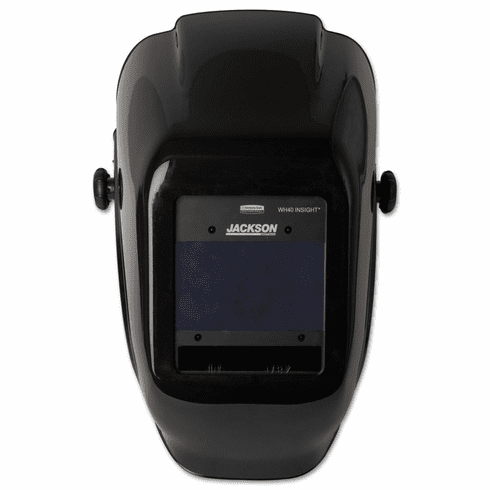 Jackson Insight Digital Variable ADF Welding Helmet- Halo X Black