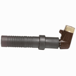 """Manual-Arc Welding Electrode Holders, 400 A, For 2 AWG-1/0 AWG, 1/4"""" Capacity"""