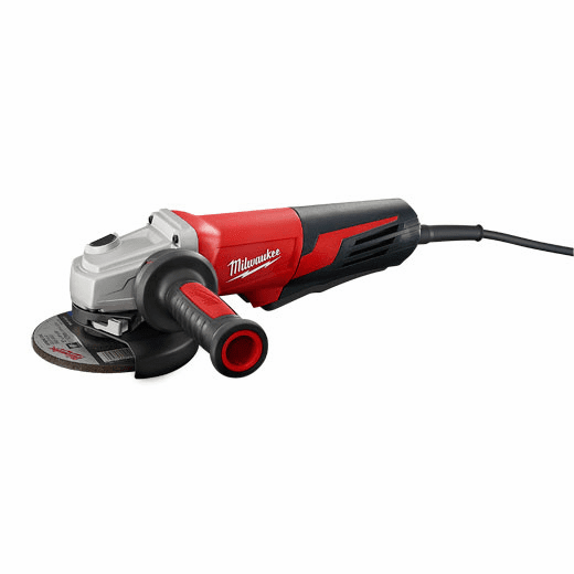 "Milwaukee 13 Amp 5"" Small Angle Grinder Paddle, No-Lock No. 6117-31"