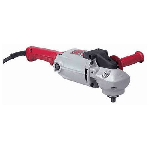 "Milwaukee3.5 max HP, 7""/9"" Sander, 6000 RPM No. 6066-6"