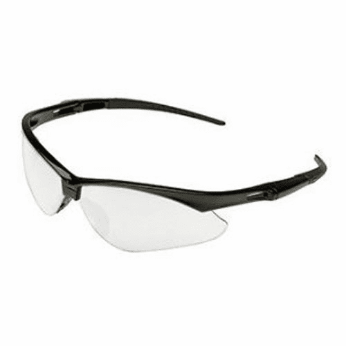 NEMESIS CLEAR LENS SAFETY GLASSES No 25676