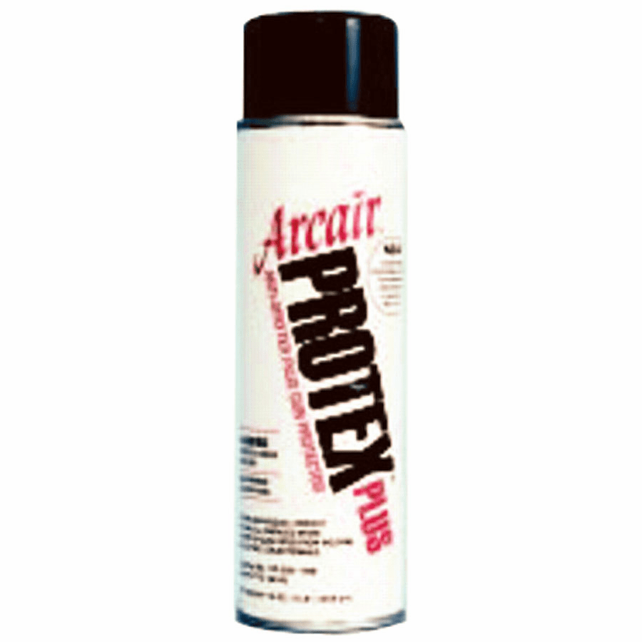 Protex Plus Anti-Spatters, 16 oz Aerosol Can, Amber