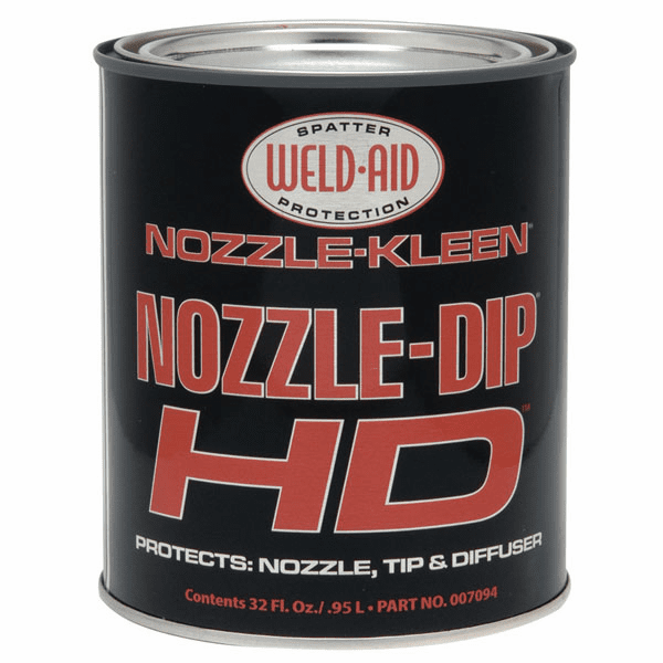 Weld-Aid Nozzle Dip Gel� Heavy Duty Anti-Spatter No. 007094
