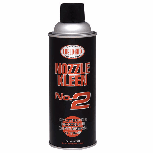Weld-Aid Nozzle-Kleen Heavy Duty Anti-Spatter Item No# 007022