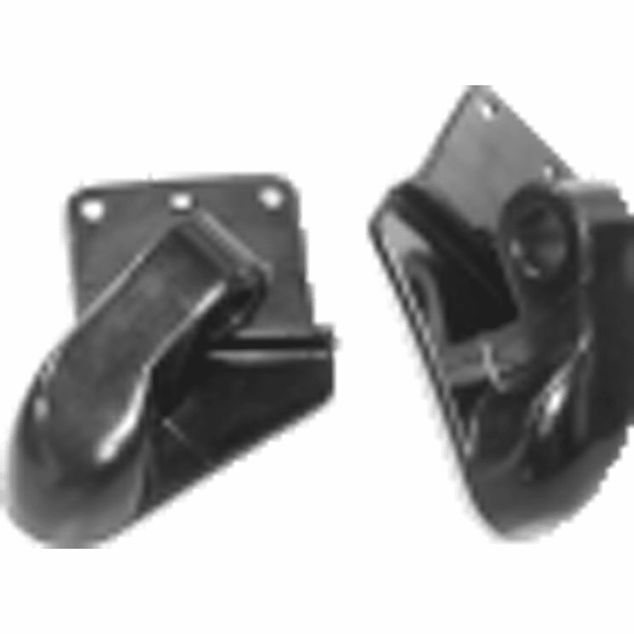 Welding Helmet Cap Adapters, Mounting Blades, For SC-16 Hard Hat