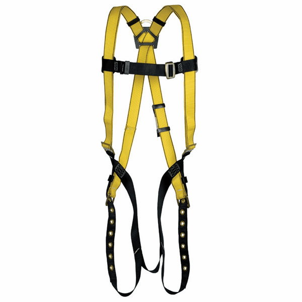 Workman Full Body Harness Leg Buckles Tonque Attachment point Back No. 10072487