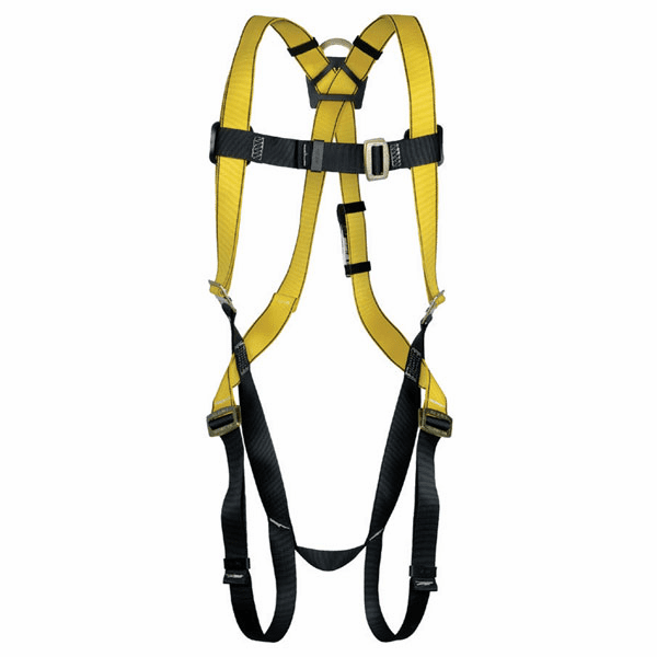 Workman Harness Vest QFLS STD Back D-Ring No. 10072479