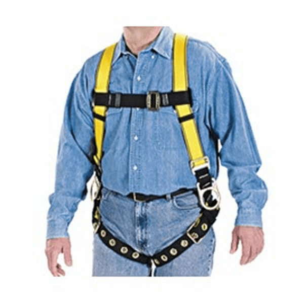 Workman Harness Vest STDTWBKL LGSTP 3D-RING No. 10072491
