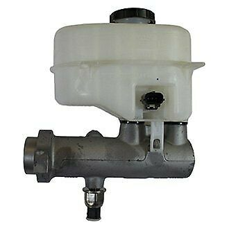 """1-1/2"""" Bore Genuine Ford Aluminum Master Cylinder w/ Plastic Reservoir and Trailer Sway Control"""