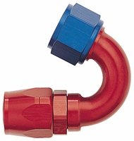 -12 150� Double Swivel Hose End - Aluminum