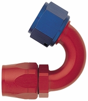-12 150� Fixed Hose End - Aluminum