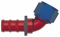 -12 60� Push-On Hose End - Aluminum