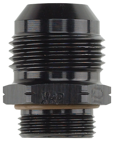 -12 Male Flare to M22 x 1.5 ORB for Stack Plate Oil Coolers