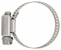 """-16 Worm Gear Clamp 15/16"""" to 1-1/2"""" (4 Pcs.)"""