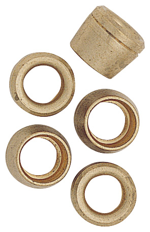 -3 Replacement Olives (5 Pcs.) - Brass