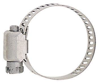 """-4 to -8 Worm Gear Clamp 1/4"""" to 5/8"""" (4 Pcs.)"""