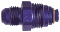 -6 to M14 x 1.5 Male With O-Ring Tip - Aluminum