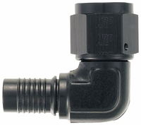 -8 90� HS-79 Forged Hose End - Aluminum
