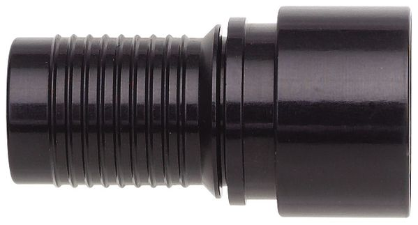-8 Straight HS-79 Hose End to -8 Female Clamshell - Aluminum
