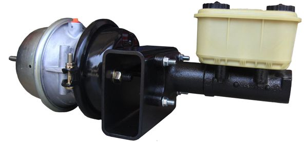 Air-Hydraulic Brake Conversion for Delco Hy-Power