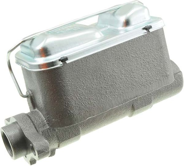 Dodge 1-1/8 Iron Master Cylinder with Tall Reservoir (late 70's to Early 90's D and W Series)