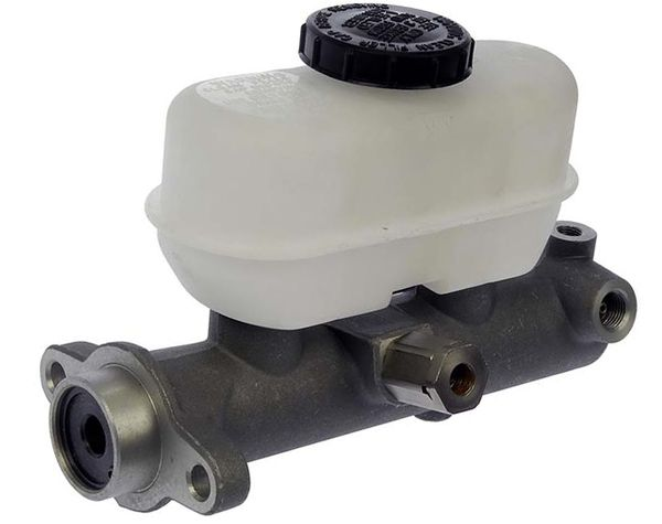 1-1/4 Inch Aluminum Master Cylinder w/ Plastic Reservoir for Ford (with Cruise Control)