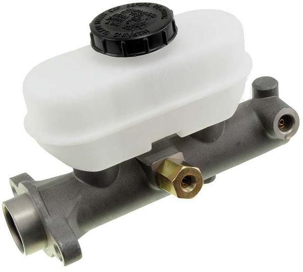 1-1/8 Inch Aluminum Master Cylinder w/ Plastic Reservoir for Ford (Non Cruise Control)