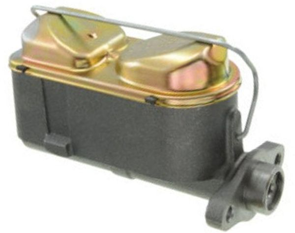 """Ford 1-1/8"""" Iron Master Cylinder 4 Wheel Disc"""