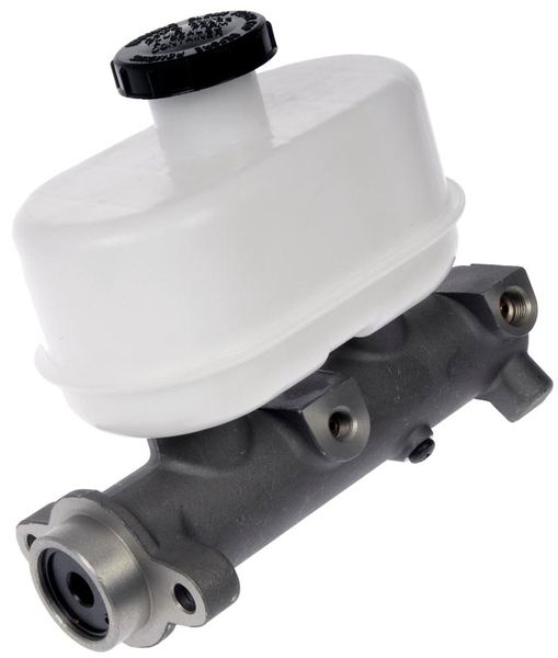 1-3/8 Inch Aluminum Master Cylinder w/ Plastic Reservoir for Ford Truck (Non-Cruise Control)
