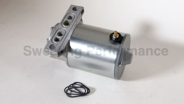 Hydro-Max Motor 12V, Single Stud connection, w/ 4 Replacement Seals