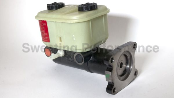 """Hydro-Max Brake Master Cylinder 2"""" Bore w/ Short Reservoir and Differential Pressure Switch"""