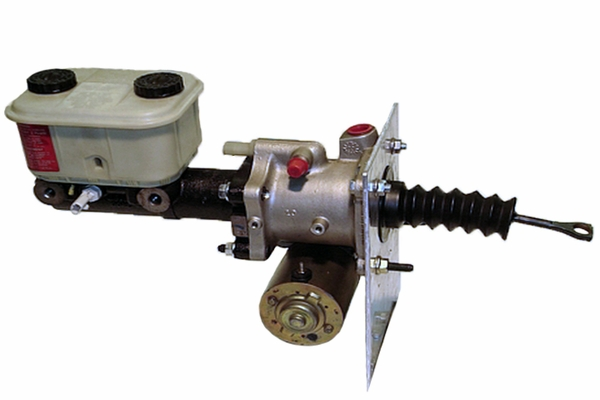 New Freightliner Hydro-Max Brake Booster